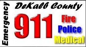 Dekalb County 911